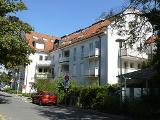 Wohnhaus im Zentrum der Erlanger Universitätskliniken