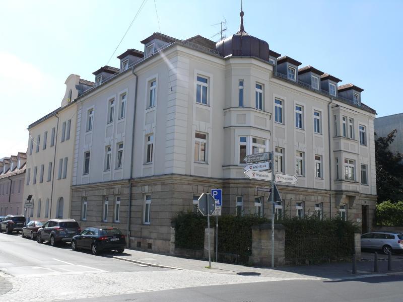 Östliche Stadtmauerstrasse Erlangen, Studentenapartements