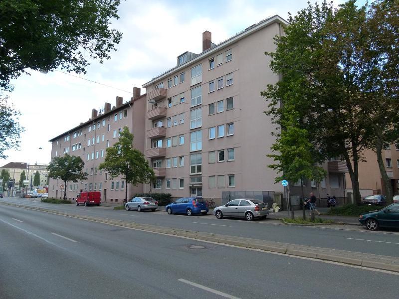 Ulmenstraße Nürnberg, 48 Wohneinheiten + Tiefgarage