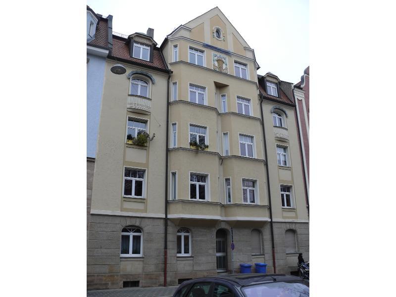 repräsentatives Denkmalschutzobjekt in Fürth