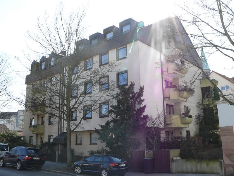 Schanzenstraße Nürnberg, 14 Wohneinheiten