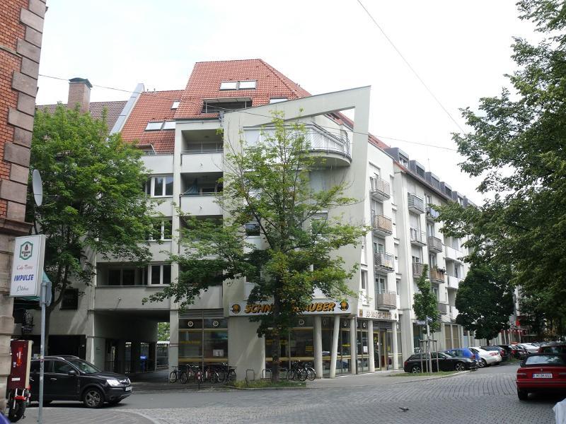 Studentenapartements Nürnberg, 88 Einheiten + Tiefgarage